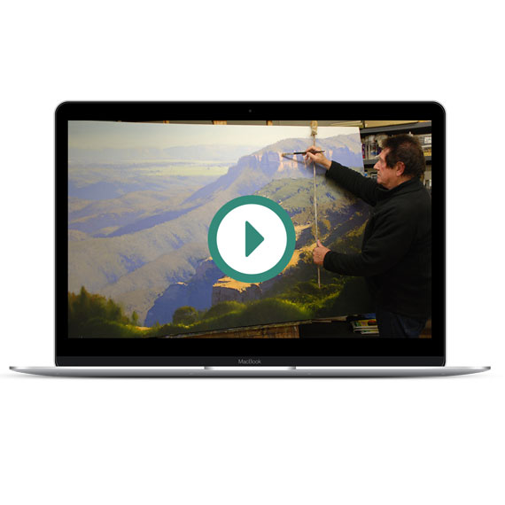 The Art of Landscape Painting Video on Demand Vimeo