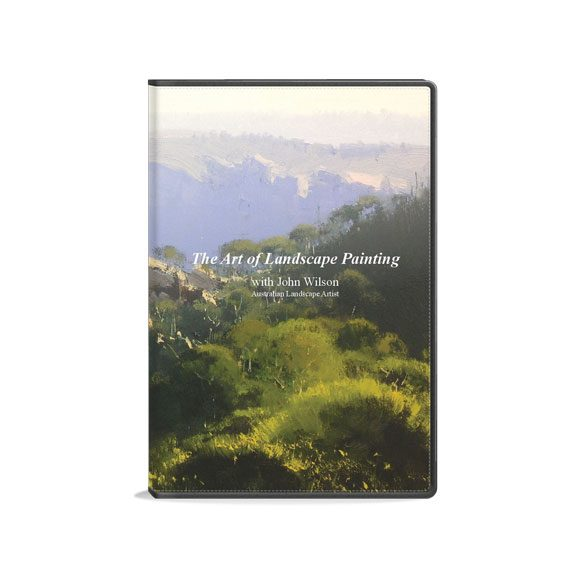 The Art of Landscape Painting DVD